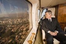 VIZ REF : BIZ HELICOPTER INTERIORS