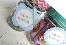Easter Cards, Gifts, and Party Favors / Great, creative DIY ideas for Easter cards, gifts, and party favors.