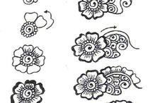 Henna designs / by Amy Eltzroth McDaniel