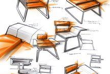 szkice i projekty