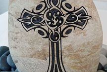 engraving,carving