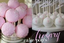 Cake pops / by Christine Martinez