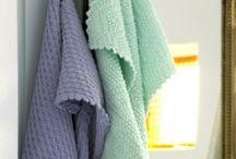 Kjøkkenkluter/håndklær