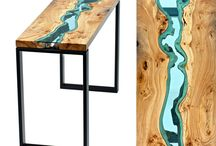 madeira, concreto, metal, vidro..