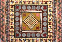 Medallion quilts / by Pat Mosley
