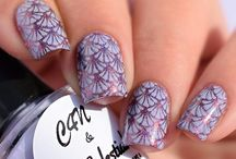 Color4Nails & Celestial Stamping Polish