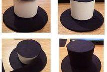 chapeau haut forme