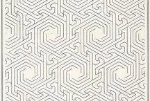 Mathematical Prints & Patterns / by The Patternbase