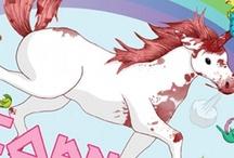 unicornios / by Patty Peché