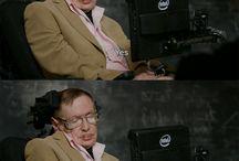 Stephen Hawking!! ✌✌❤❤✌✌♥♕♔♥