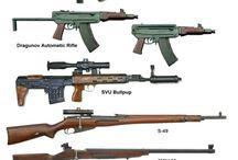 Боевое оружие СССР