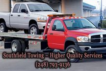 Southfield Towing Service / Responsive and Dependable Southfield towing service to help auto drivers in their moment of need.
