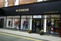 Oban / Oban - The Gateway to the Isles.  Our store is at 113 - 115 George Street.