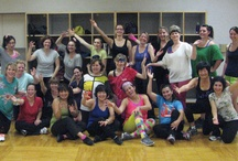 Favorite Places & Spaces / Tice Valley Gym Zumba