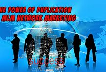 Network marketing lead system