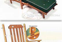 Kültéri bútorok