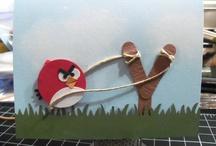 Angry Birds / by Terri Ruetas