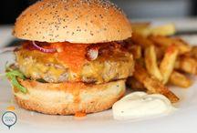 COMER // Bicla Burgers