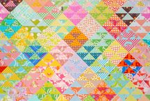 Scrappy Quilts / by Eden Loes