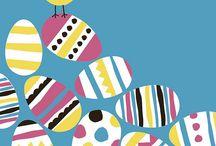 ✿ Illustrations Pâques / Easter ✿