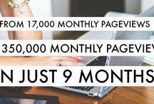 increasing page views
