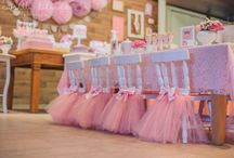 Fiesta rosa para princesas