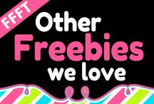 FFFT Other Freebies We Love / Freebies we love from other sources. / by Fabulous Freebies For Teachers