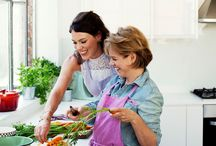 Eating well / Food is the first line of defence for keeping healthy. Recipes and tips for eating well here!
