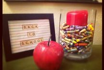 Back to School Decor