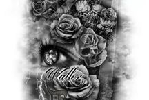 Tatoeage tekeningen