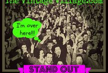 The Vintage Village Meme's / Share these Memes with all your Vintage loving friends so they can check out all the antique, vintage & collectible goodies from a wide variety of sellers.
