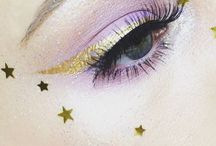 Glitter Eyes / Glitter eye goals