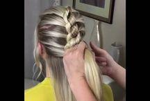 acconciature facili x capelli lisci