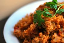 Rice Dishes (Not Minute Rice) / by Pamela Flannery Stevens