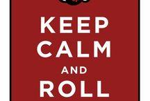 ROLL TIDE ROLL! / by Tracy Barton