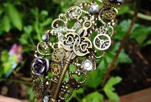 steam punk jewelry