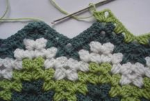 Crocheting & Knitting / by Gale Rivas