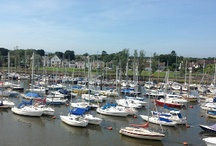Lymington Hampshire / Memories of my courting days / by Doreen Payne