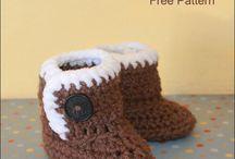 Crochet - Booties
