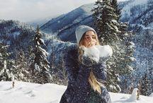 Podróże zima
