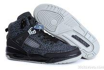 MEN'S JORDAN SPIZIKE SHOES / Retro men's jordan spizike shoes with discount price and free shipping.