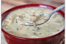 Soups / by Sheila Davis