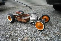 Rat cart