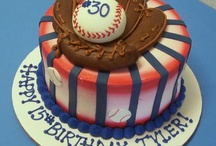 cakes / by Jennifer Kiebler