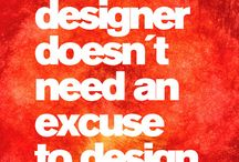 Inspiring quotes / Get inspired and be a better designer!