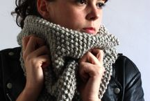 Écharpe tube snood