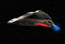 Star trek voyager delta flyer