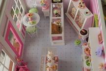 Dollhouse bakery / by Paula Dascoli