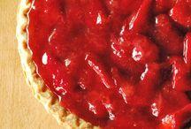 Strawberry pie / Pie