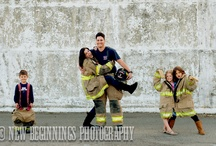 Photos: Firefighter photography